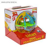 Развивающая игрушка-головоломка «Лабиринтус», 100 уровней