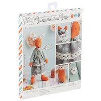 Мягкая игрушка 'Домашняя лиса Истер', набор для шитья, 18 x 22 x 3.6 см