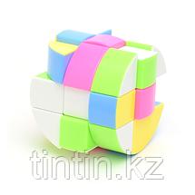 Цилиндр Рубика (цветной пластик), фото 3