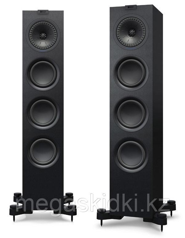 Напольная акустика KEF Q550 черный лак