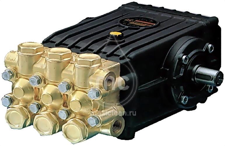 """WS102 INTERPUMP.Плунжерный насос высокого давления для аппаратов высокого давления """"PORTOTECNICA"""" (без регулят"""
