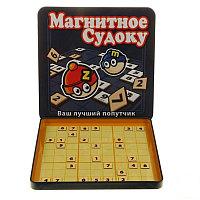 Магнитная игра MACK&ZACK Судоку, фото 1