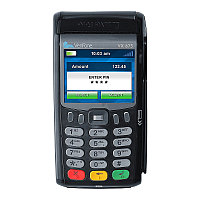 Мобильный POS-Терминал - VeriFone VХ675 (GSM, GPRS (с поддержкой бесконтактных карт))