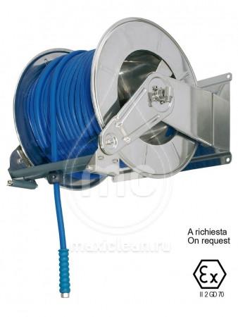 Барабан для шланга AV 6000 с инерционным механизмом