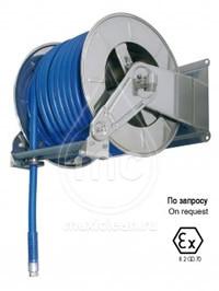 Барабан для шланга AV 6001 с инерционным механизмом (нерж. сталь)