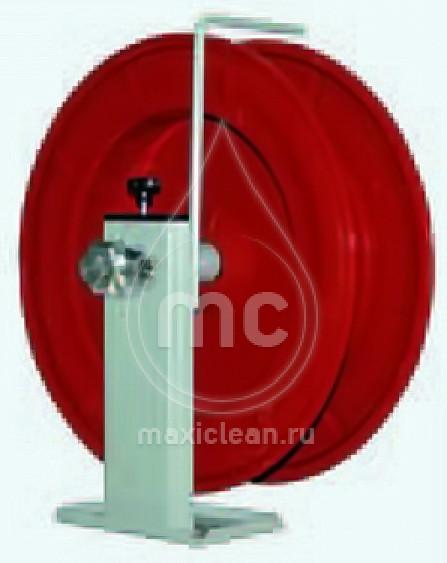 Барабан с ручной намоткой STK, 300bar, вместимость 24m, 3/8внут-3/8внут, крашен.сталь