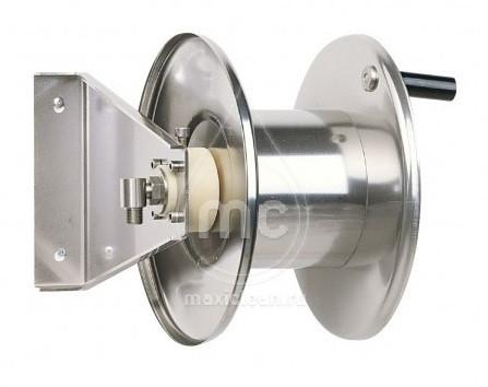 Барабан водяной с ручным приводом высокого давления AVM 9000 (нерж. сталь)