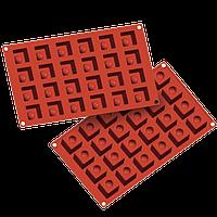 Силиконовая форма для муссовых изделий и выпечки «SWEET CORNER», Италия