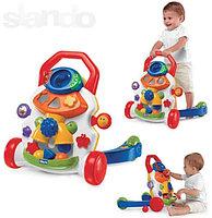 Детские ходунки Chicco первые шаги, фото 1