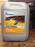 Дизельное полусинтетическое масло Gazpromneft Diesel Premium 10W-40 Евро-4 205л., фото 2
