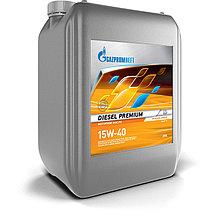 Дизельное масло Gazpromneft Diesel Premium 15W-40 Евро-4 20л.