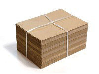 Переплетный картон формата А 4 плюс (220х305 мм.) толщина 0,8мм