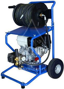 Каналопромывочный аппарат MC 160/30 BENZ (160 bar)
