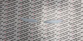Реснички на TOYOTA  AVENSIS(2005-2008)