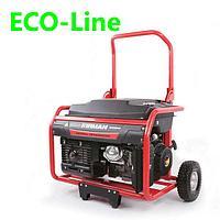 Бензиновый генератор, 6 кВт, Firman ECO8990E