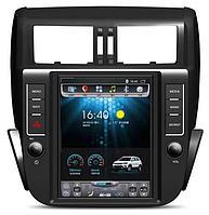 Магнитола Element 5 тесла монитор для Toyota Prado 150