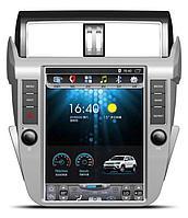 Магнитола Element 5 тесла монитор для Toyota Prado 155
