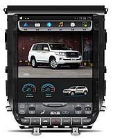 Магнитола Element 5 тесла монитор для Toyota Land Cruiser 200