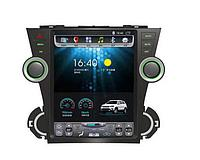 Магнитола Element 5 тесла монитор для Toyota Highlander