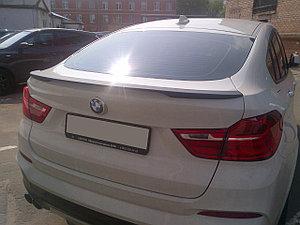 Спойлер BMW X4 (F26)  2014-. Аналог М-Perfomance