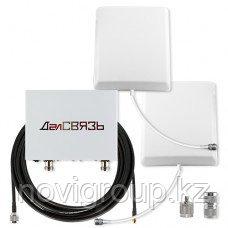Комплект усиления сотовой связи DS-900/2100-17 С3