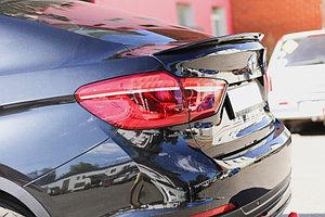 Спойлер BMW X6 (F16) 2015-.  Аналог Х6M