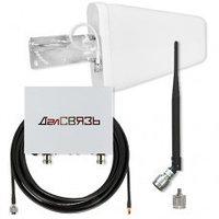 Комплект усиления сотовой связи DS-900/1800-17 С1