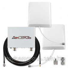 Комплект усиления сотовой связи DS-900/1800-17 С3