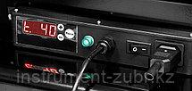 """Пушка ЗУБР """"МАСТЕР"""" дизельная тепловая, 220В, 43,0кВт, 1100 м.куб/час, 55,5л, 4,0кг/ч, дисплей, подкл. внеш термост, датчик уровня топлива, фото 3"""