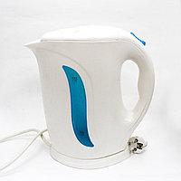 Электрический чайник, белый, 1,7 л.