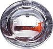 Пушка дизельная тепловая, ЗУБР ДПН-К9-21000-Д, 220 В, 21 кВт, 1000 м.куб/час, 55.5 л, 1.7 кг/ч, дисплей, подкл. внешн термост, датчик уровня топлива, фото 4