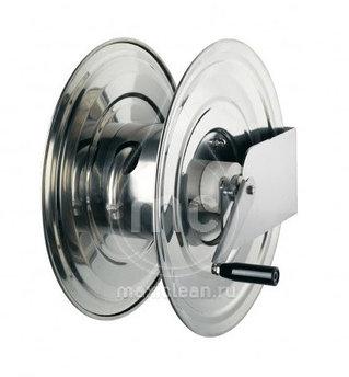 Ручной усиленный барабан для шланга AVM 9720 (нерж. сталь)