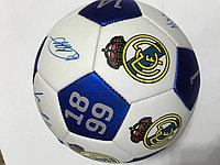 Мяч футбольный с автографами , Real