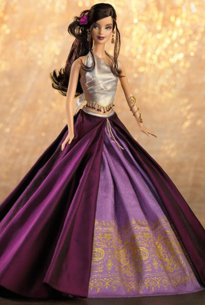 "Barbie Коллекционная кукла Барби ""В центре Внимания"" от Katiana Jimenez"