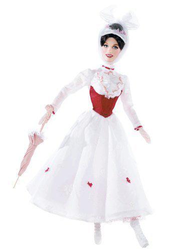 Barbie Коллекционная кукла Мэри Поппинс, Барби