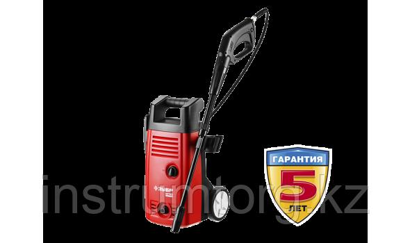 Мойка высокого давления (минимойка) электр, ЗУБР АВД-110,макс. 110Атм,300л/ч,1400Вт,колеса,бачок для