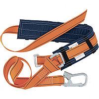 Удерживающая система УС 1А (УП I)Сибртех. Пояс предохранительный безлямочный,строп-текстильная лента