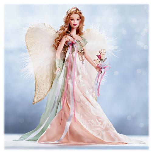 Barbie Коллекционная кукла Барби Золотой Ангел