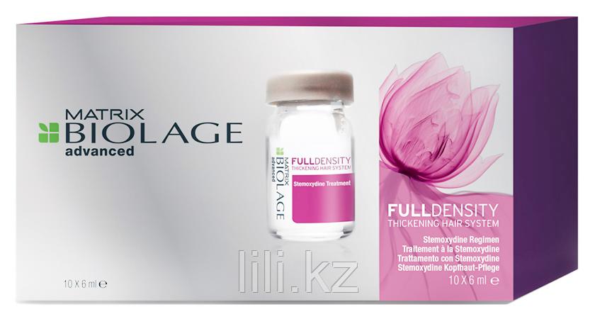 Ампулы для активации роста новых волос Matrix Biolage Full Density 10 x 6 мл.