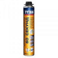 Пена-клей быстрый, универсальный 60 сек. 750 мл. TYTAN