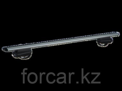 """Багажная система """"LUX"""" БЭЛТ с дугами 1,2м аэро-классик (53мм) для а/м с рейлингами, фото 2"""