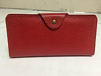 Женский кожаный кошелек Tony Bellucci.Высота 9 см,длина 18,5 см, ширина 2,5 см.
