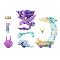"""Hasbro My Little Pony Май Литл Пони """"Пони Мерцание"""" с аксессуарами Твайлайт Спаркл, фото 1"""