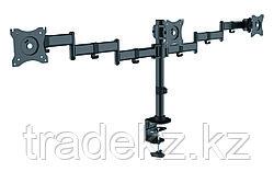 Кронштейн для 3-х мониторов Arm media LCD-T15 black