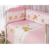 PERINA Комплект в кровать 7 предметов ФЕЯ ЛЕТО Розовый, фото 2