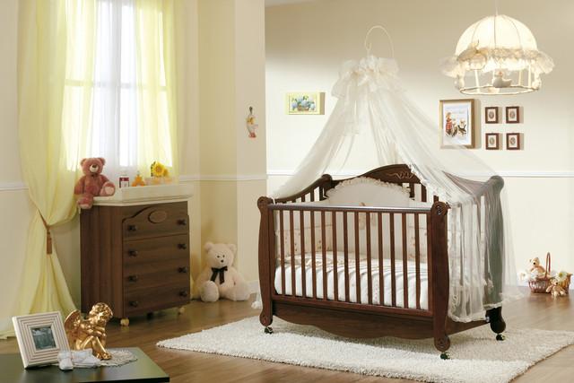 Детские кровати для новорожденных