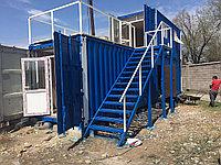 Блок-контейнер, Контейнер под офис, Бытовка, Времянка