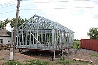 Фундамент для дома из ЛСТК