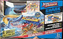 Трек Fire Pioneer Акула