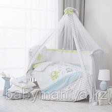 Комплект в кроватку Perina джунгли 7 предметов